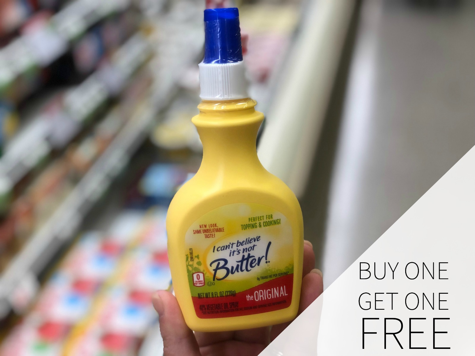 I Can't Believe It's Not Butter! Products Are Buy One, Get One FREE At Publix on I Heart Publix