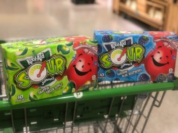 Look For New Kool-Aid Jammers Sours At Publix - Find Two Tasty Flavors & Save With A Coupon on I Heart Publix