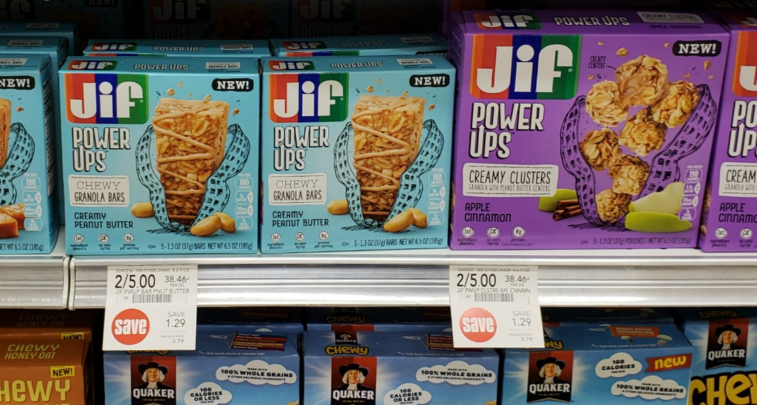 New Jif Power Ups Coupon For Publix Sale on I Heart Publix