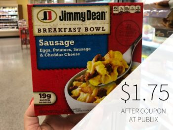New Jimmy Dean Coupons For Publix Sale on I Heart Publix 1