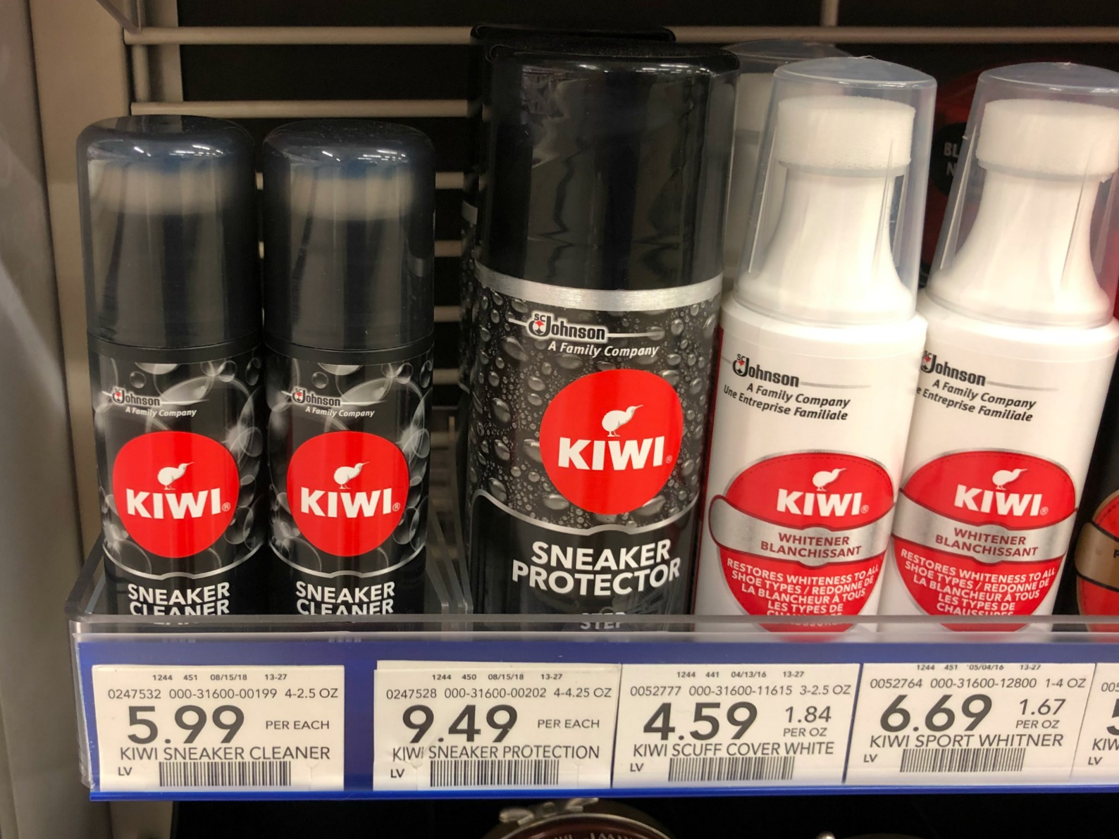 Keep Your New Shoes Looking Great With KIWI® Sneaker Products And Save Now At Publix on I Heart Publix