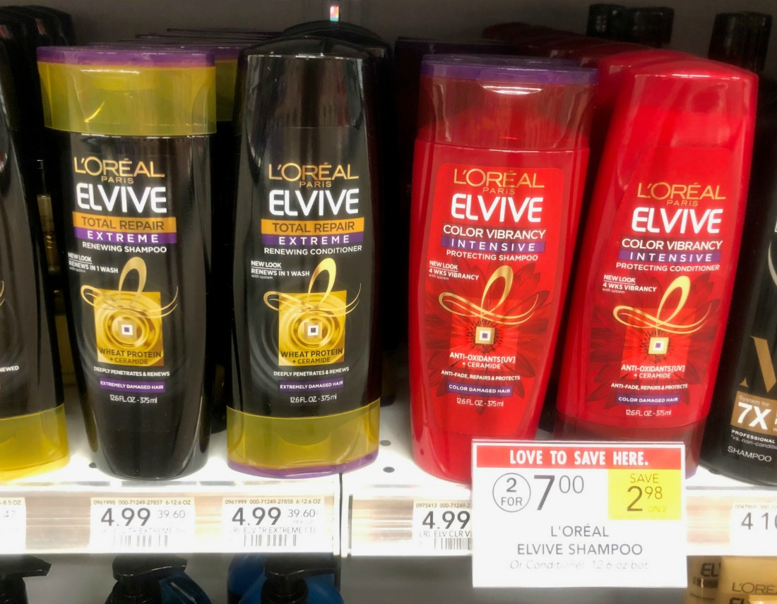 New L'Oreal Elvive Coupons For Publix Sale - Just $2 on I Heart Publix