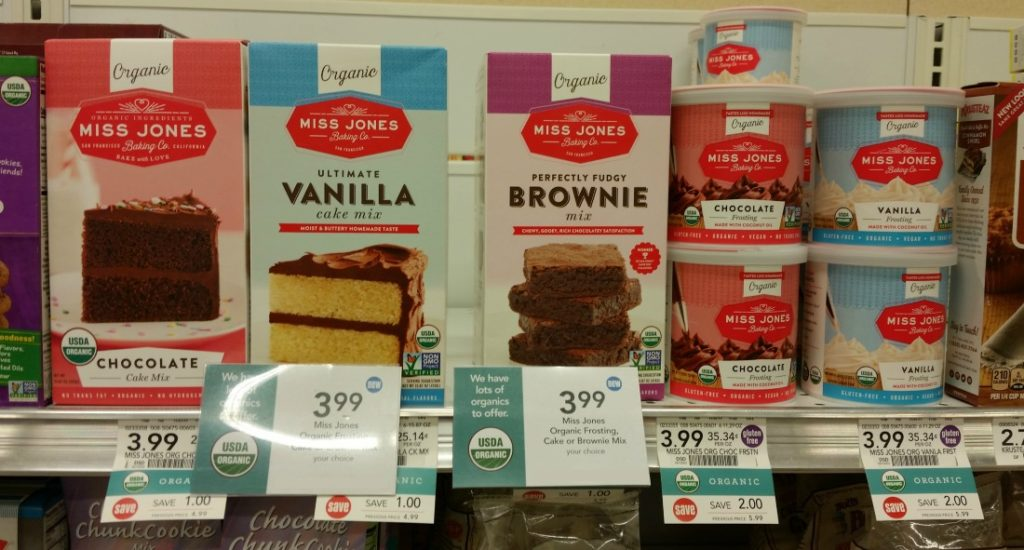 Miss Jones Baking Products As Low As $1 At Publix on I Heart Publix