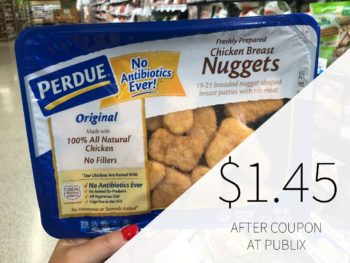 Perdue Chicken Breast Nuggets or Strips - Just $1.45 At Publix (Plus Cheap Fresh & Frozen Chicken) on I Heart Publix 1