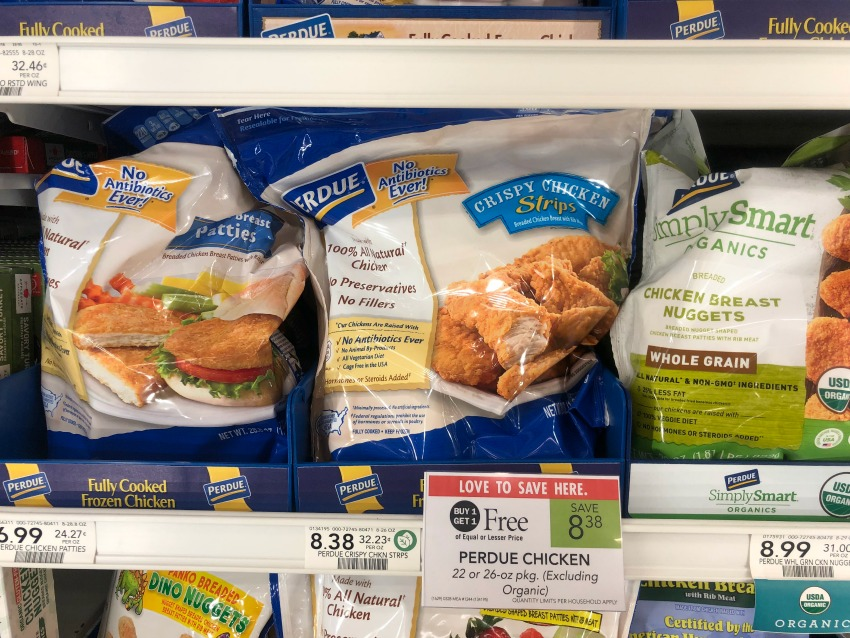 Perdue Blue Bag Chicken Only $3.44 At Publix on I Heart Publix