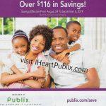 Publix Health & Beauty Advantage Buy Flyer Valid 8/24 to 9/6 on I Heart Publix