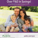 Publix H&B Flyer, 8/10 to 8/23 on I Heart Publix