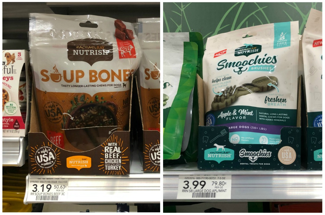 Deals On Rachael Ray Dog Treats - As Low As $1.44 At Publix on I Heart Publix