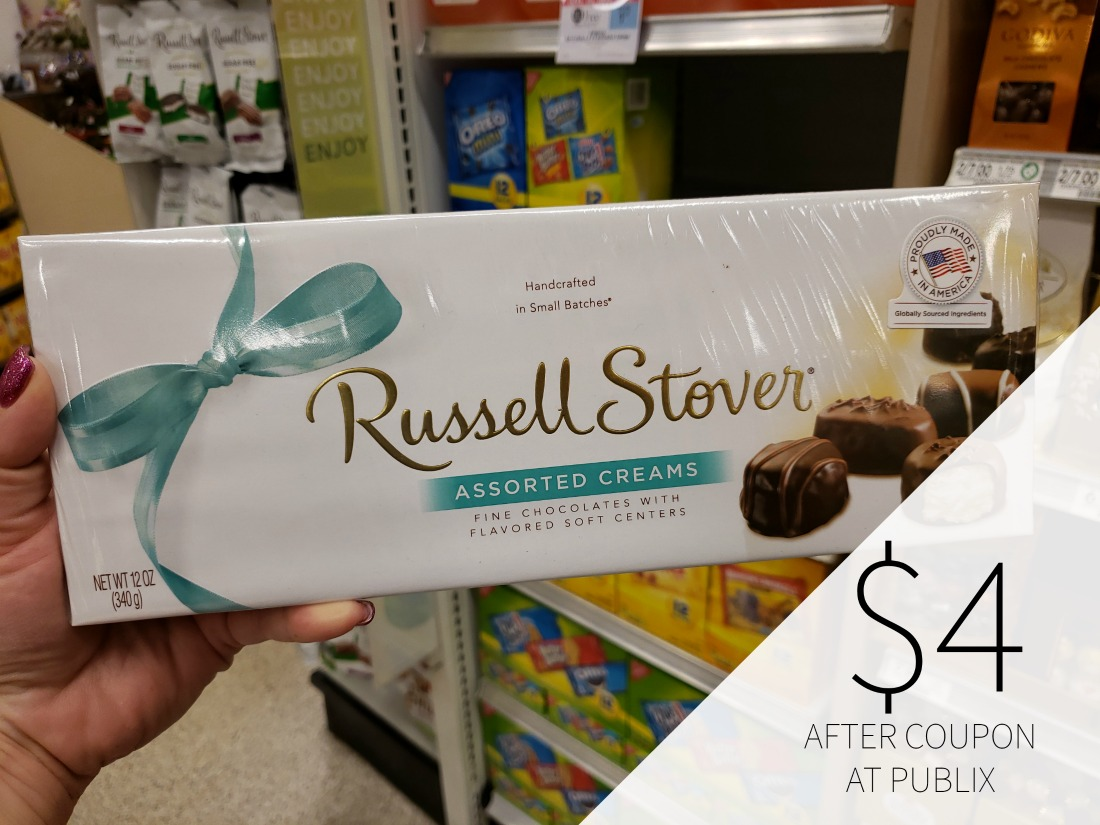 Russell Stover Boxed Chocolates Only $4 At Publix on I Heart Publix 2