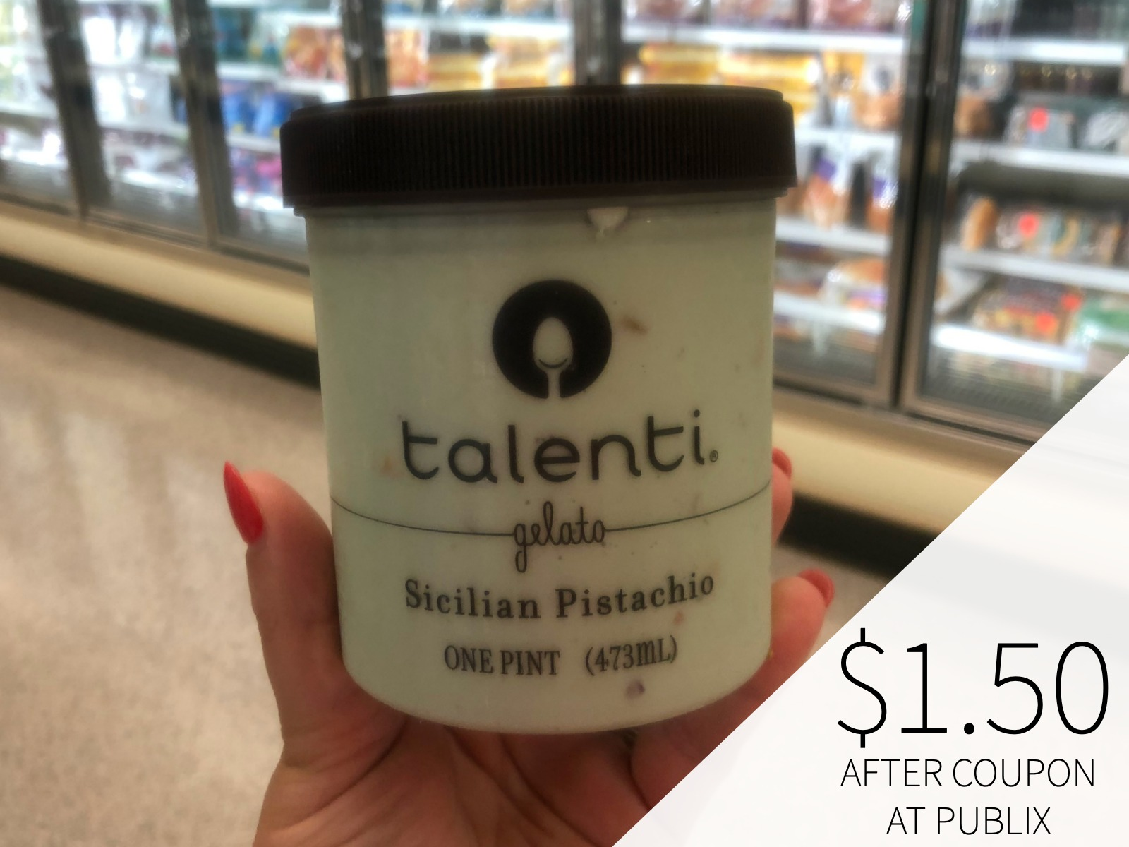 Talenti Products Only $1.66 At Publix on I Heart Publix