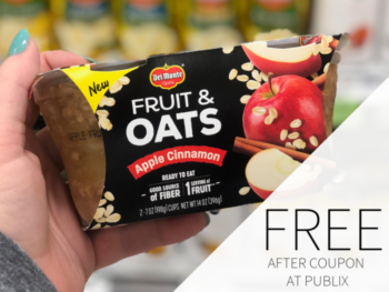 FREE Del Monte Fruit Cups Or Refreshers At Publix on I Heart Publix