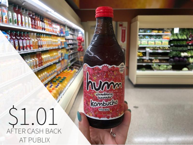 Humm Kombucha Just $1.01 At Publix on I Heart Publix 1