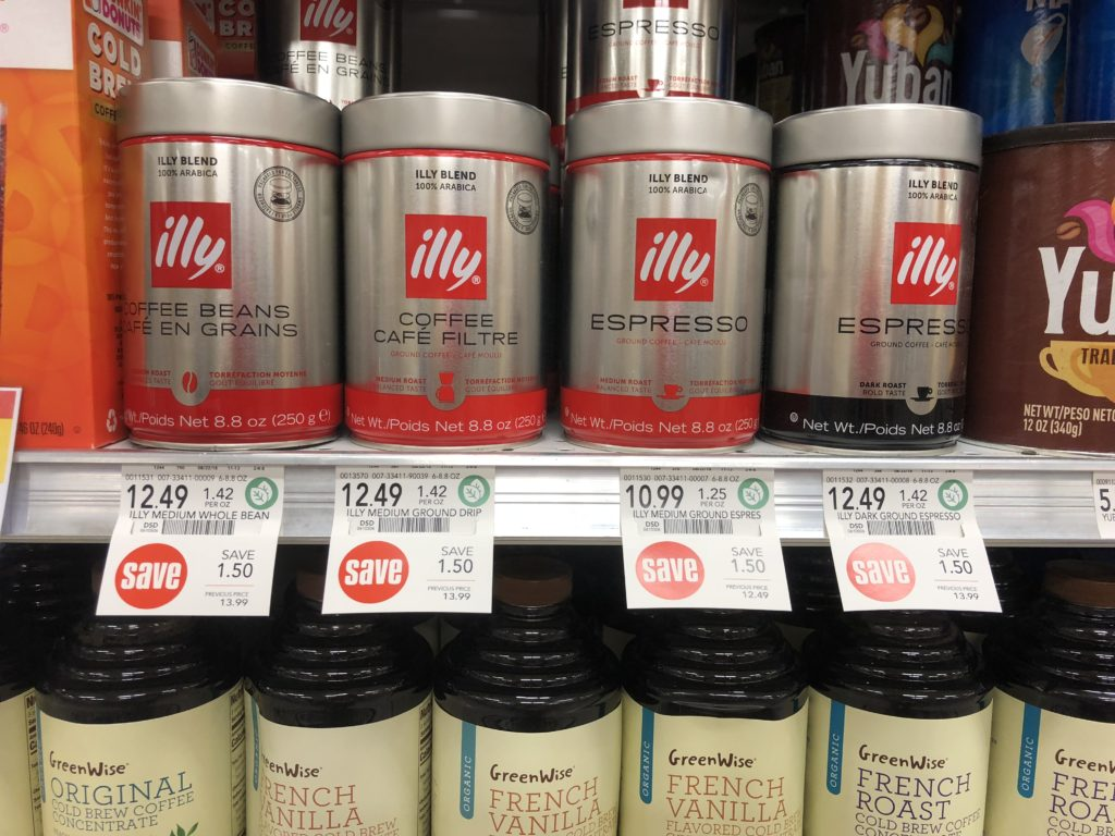 Illy Coffee Just $5.99 At Publix on I Heart Publix