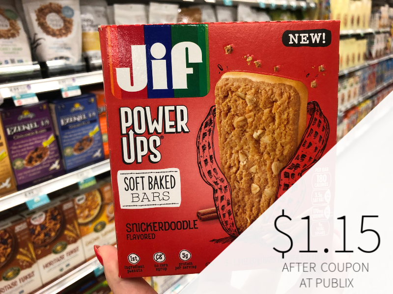 Jif Power Ups Just $1.15 At Publix on I Heart Publix