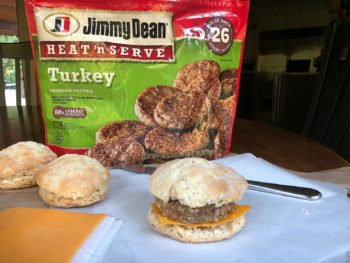 Jimmy Dean on I Heart Publix