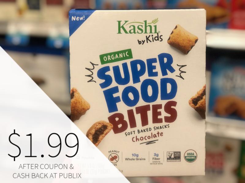 Kashi By Kids Snack Bites Only $1.99 At Publix on I Heart Publix