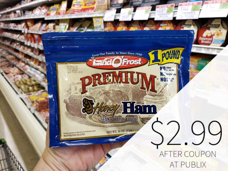 Land O'Frost Premium Sliced Meat on I Heart Publix 1