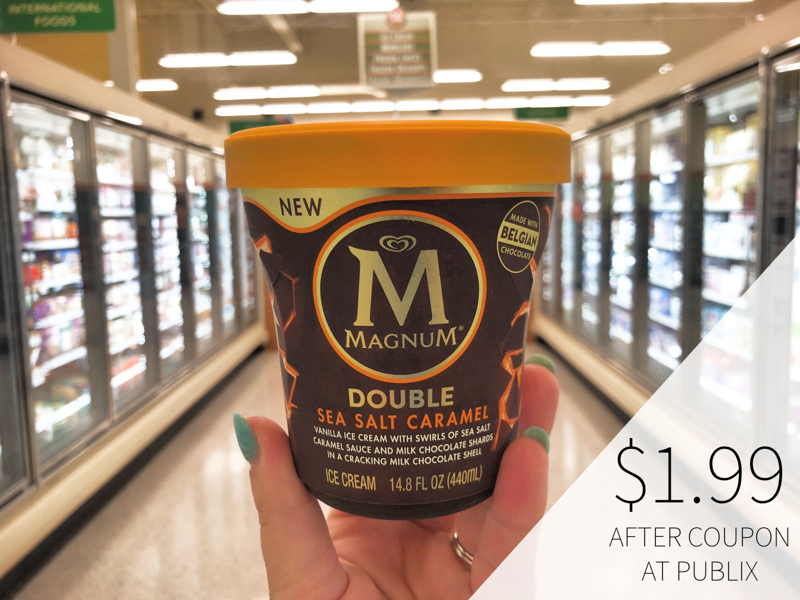 Fantastic Deal On Magnum Ice Cream This Week At Publix on I Heart Publix