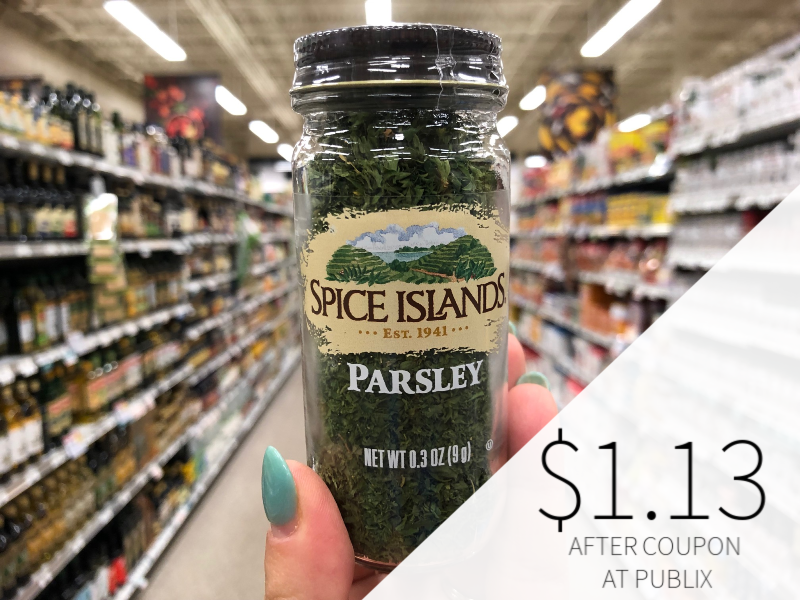 Spice Islands Spices As Low As $1.88 At Publix on I Heart Publix 1