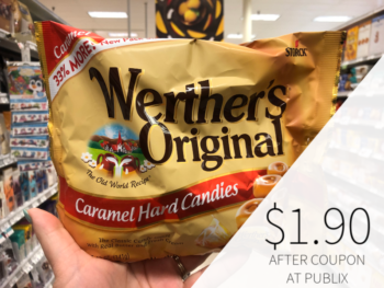Werther's Original Caramel Candies on I Heart Publix