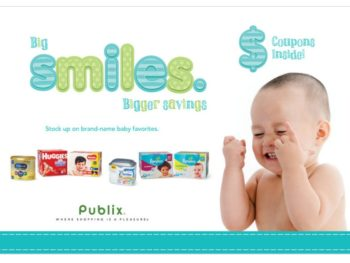 New Baby Booklet - Full Carts Full Hearts Coupons Valid Through 8/21 on I Heart Publix 1