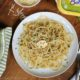 Buttered Herb Pasta - Super Easy & Delicious Recipe To Go With The I Can't Believe It's Not Butter! BOGO Sale on I Heart Publix