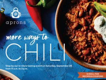 More Ways To Chili Booklet - Print New Publix Coupons on I Heart Publix