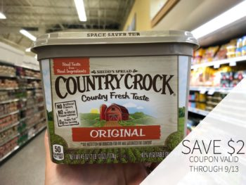 Last Week To Save $2 On Country Crock At Publix! on I Heart Publix