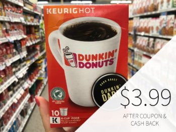 Dunkin' Donuts Coffee Products As Low As $3.99 At Publix (Save Up To $5.50) on I Heart Publix
