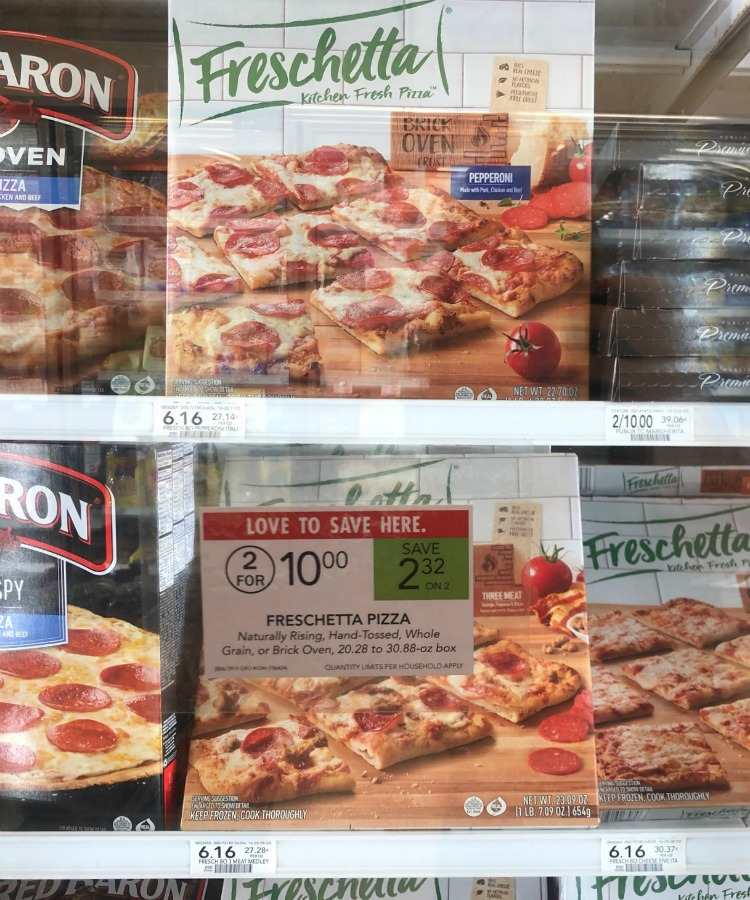 New Freschetta Pizza Digital For Publix Sale - Just $4 on I Heart Publix