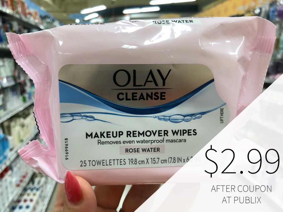 Olay Cleansers As Low As $2.99 At Publix on I Heart Publix