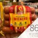 Rare Oscar Mayer Hot Dogs Ibotta To Match Publix BOGO Sale - Just 86¢ on I Heart Publix 1