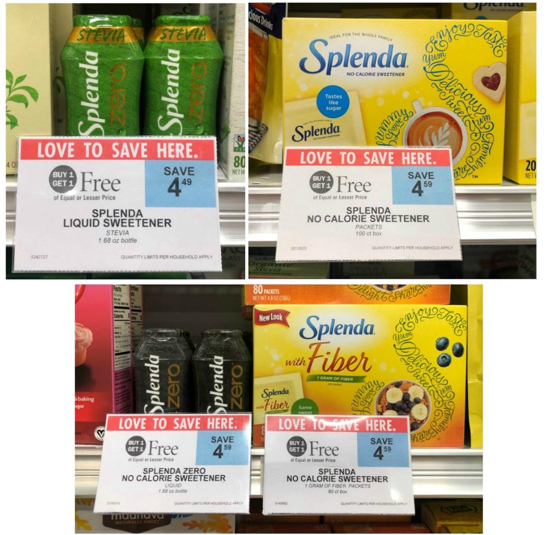Splenda No Calorie Sweetener Only $1.30 At Publix on I Heart Publix 1