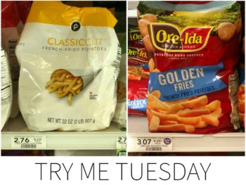 Try Me Tuesday - Publix Fries on I Heart Publix