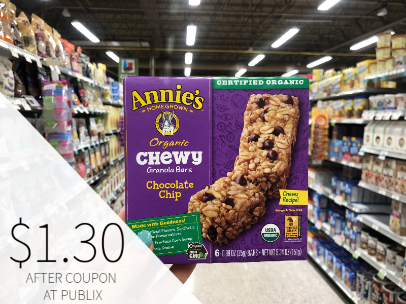 Annie's Products Only $1.30 At Publix on I Heart Publix