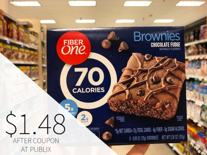 Fiber One Bars Just $1.48 Per Box At Publix on I Heart Publix