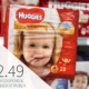 Huggies Diapers Just $2.49 At Publix on I Heart Publix