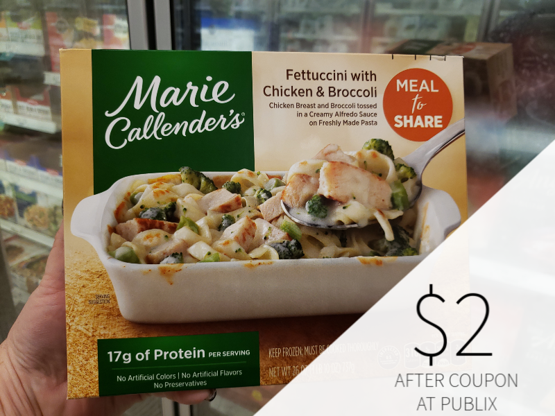 Marie Callender's Family Size Entree Only $2 At Publix on I Heart Publix