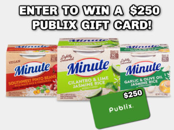 Grab Savings On Minute Rice At Publix - Try New Minute Ready To Serve & Save! on I Heart Publix 2