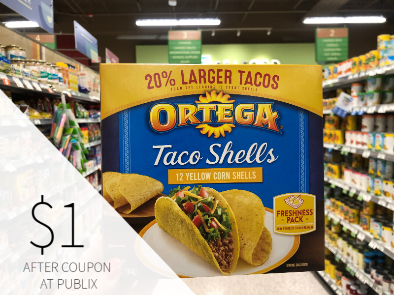 Ortega Products Only $1 At Publix on I Heart Publix