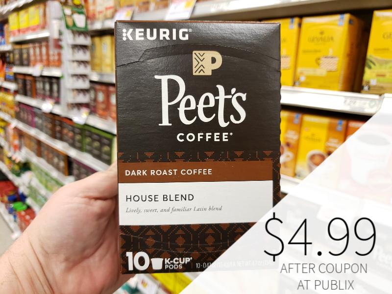 Peet's Coffee on I Heart Publix 1