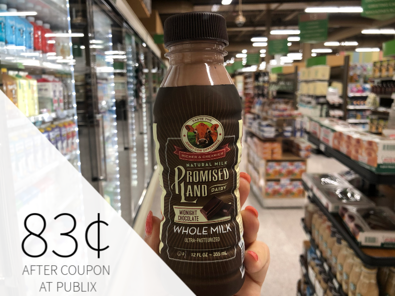 Promised Land Dairy Milk Just 83¢ At Publix on I Heart Publix
