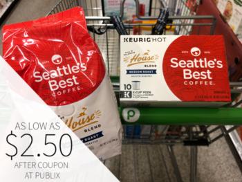 Seattle S Best Coffee I Heart Publix