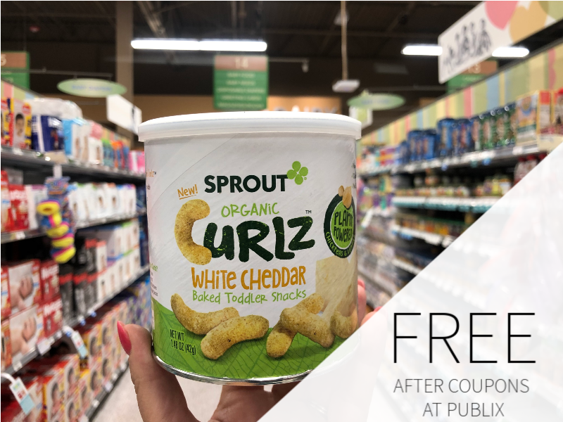 Sprout Snacks As Low As FREE At Publix on I Heart Publix 1