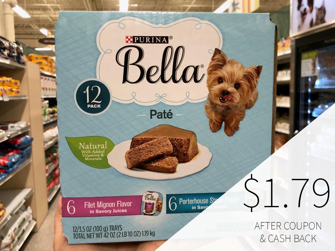 Bella Wet Dog Food - 12pk Just $1.79 At Publix on I Heart Publix