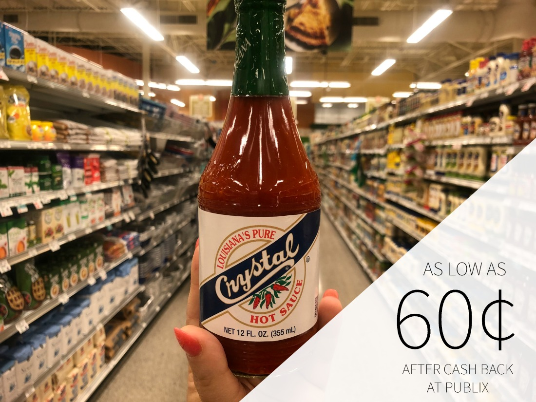 Crystal Hot Sauce As Low As 60¢ At Publix on I Heart Publix 1