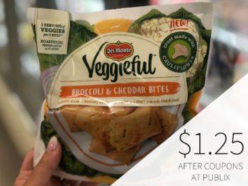 Del Monte Veggieful Bites Just $1 At Publix on I Heart Publix