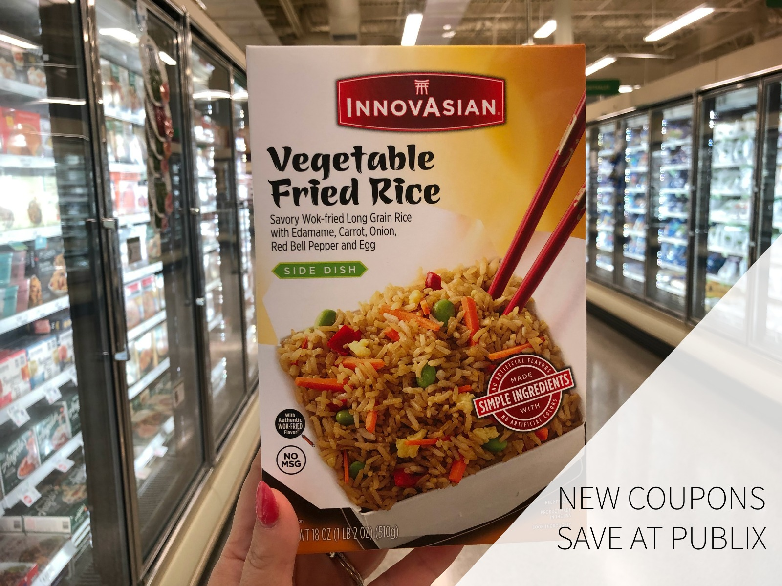 New InnovAsian Coupons - Save At Publix on I Heart Publix