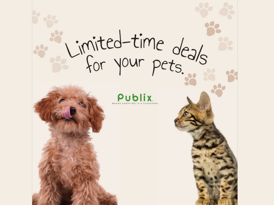 "New Publix Pet Booklet - ""If You Had A Tail It Would Be Wagging"" on I Heart Publix 1"