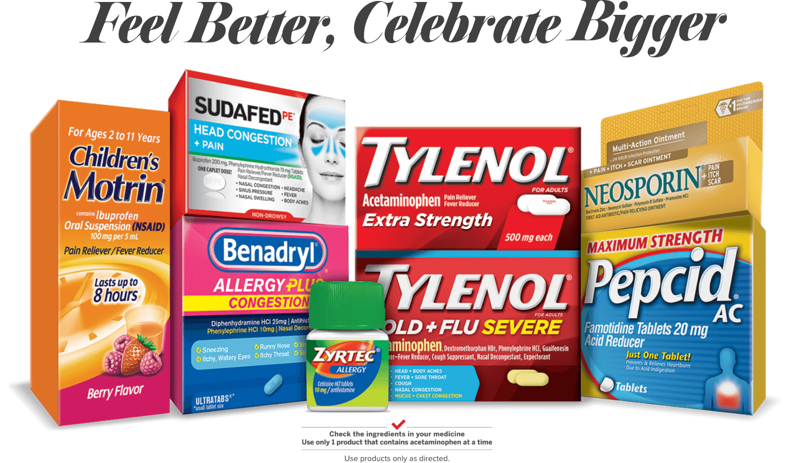 Feel Better & Celebrate Bigger - New Promo From Johnson & Johnson Means A Big Reward With Your on I Heart Publix